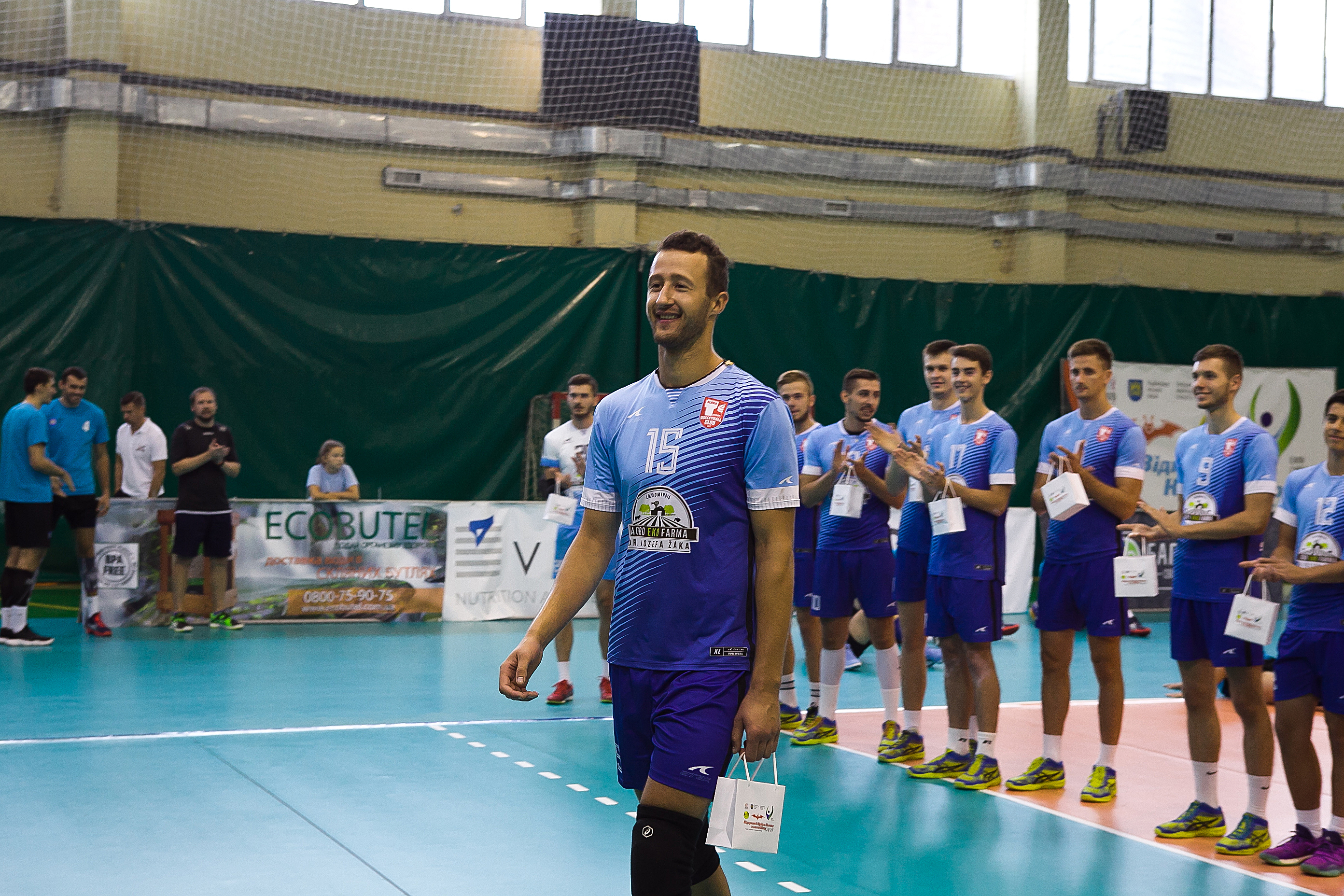 Відкритий Кубок Львова з волейболу 2018. ФОТОЗВІТ - 78