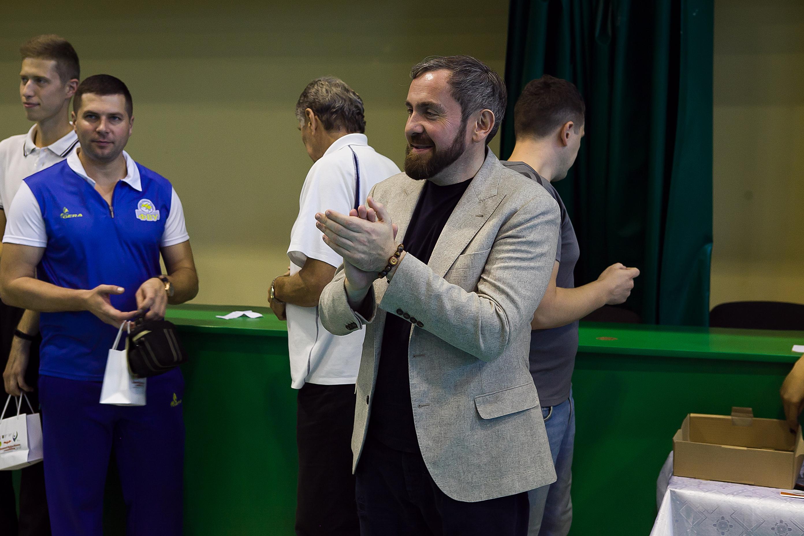 Відкритий Кубок Львова з волейболу 2018. ФОТОЗВІТ - 6