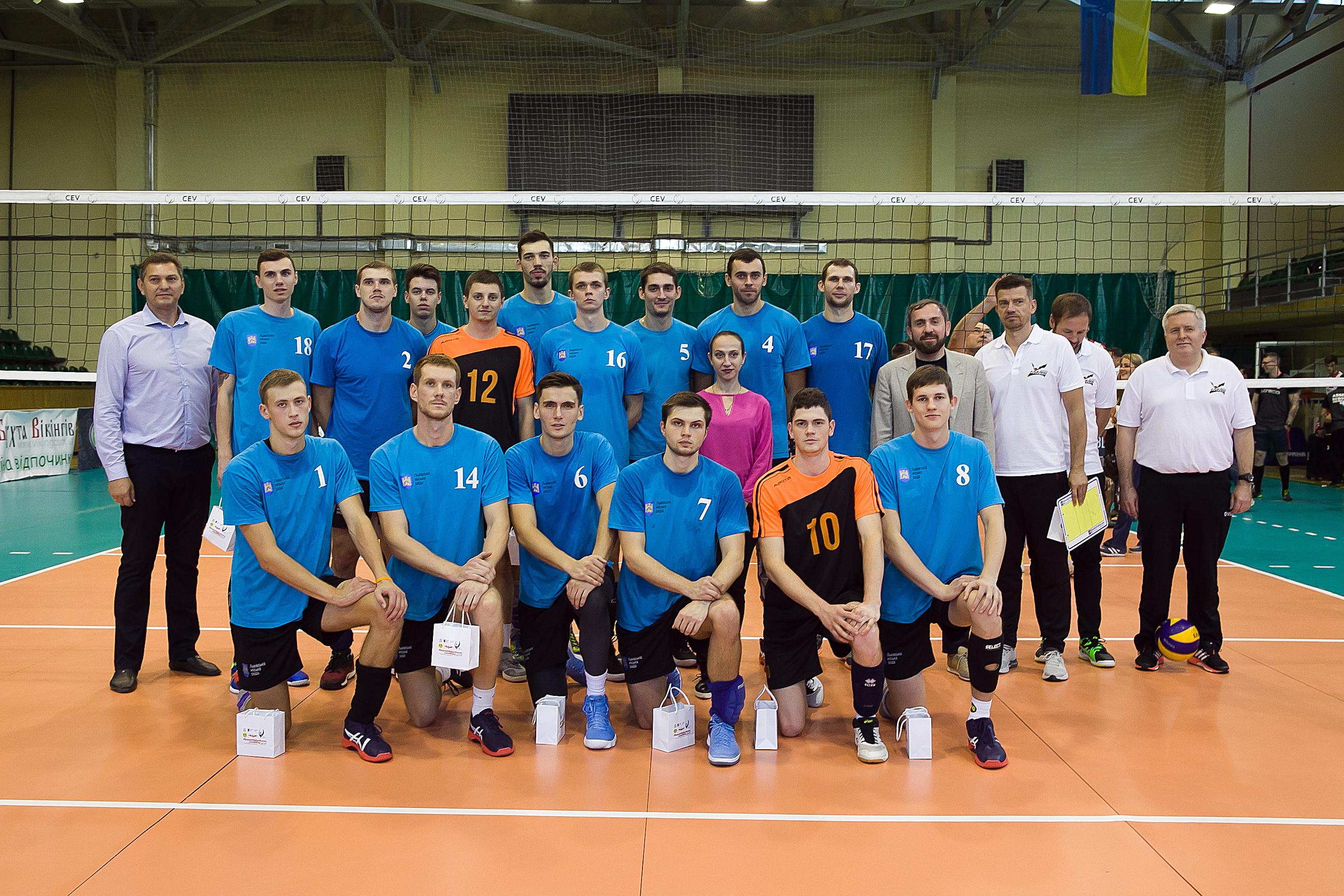 Відкритий Кубок Львова з волейболу 2018. ФОТОЗВІТ - 188