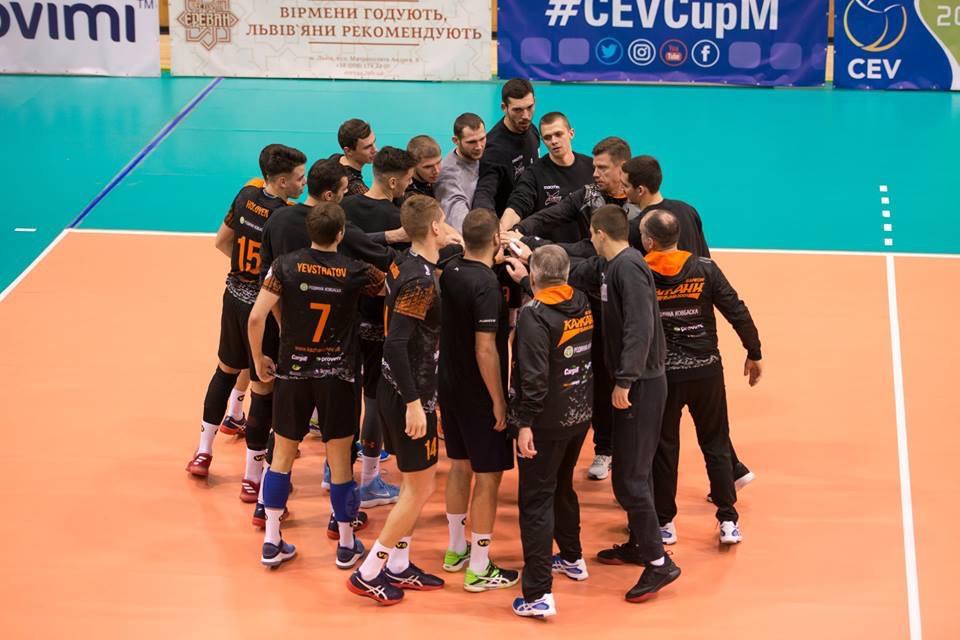 Сьогодні у Львові стартують матчі шостого туру волейбольної Суперліги