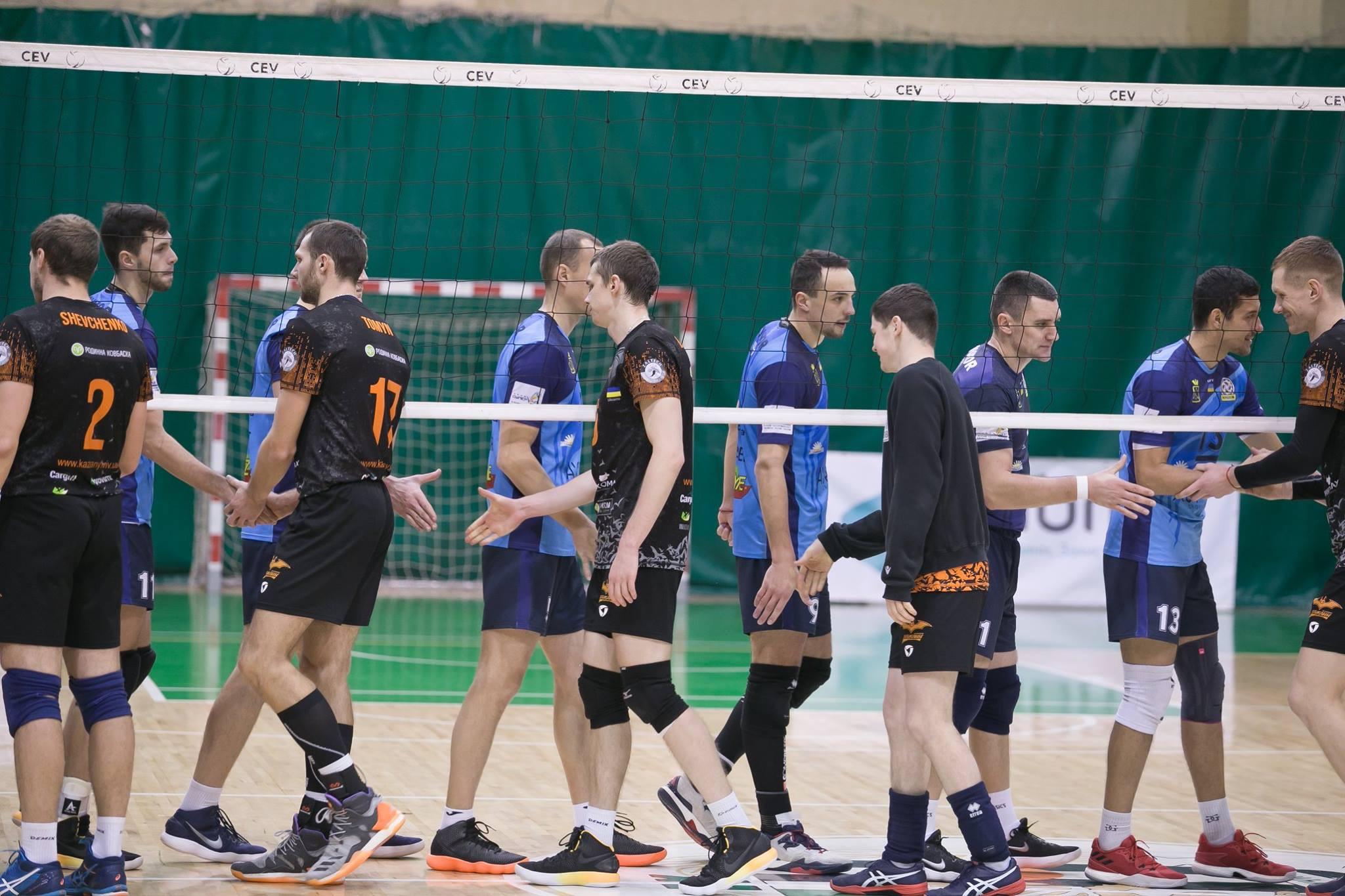 Фотозвіт матчів між «Барком-Кажани» та «Новатор»