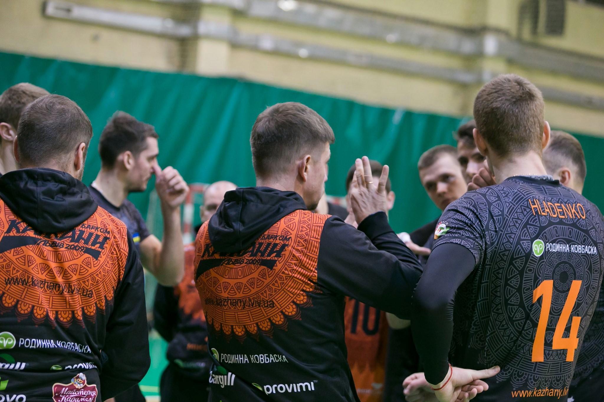 «Кажани» проходять до наступного туру Кубку України