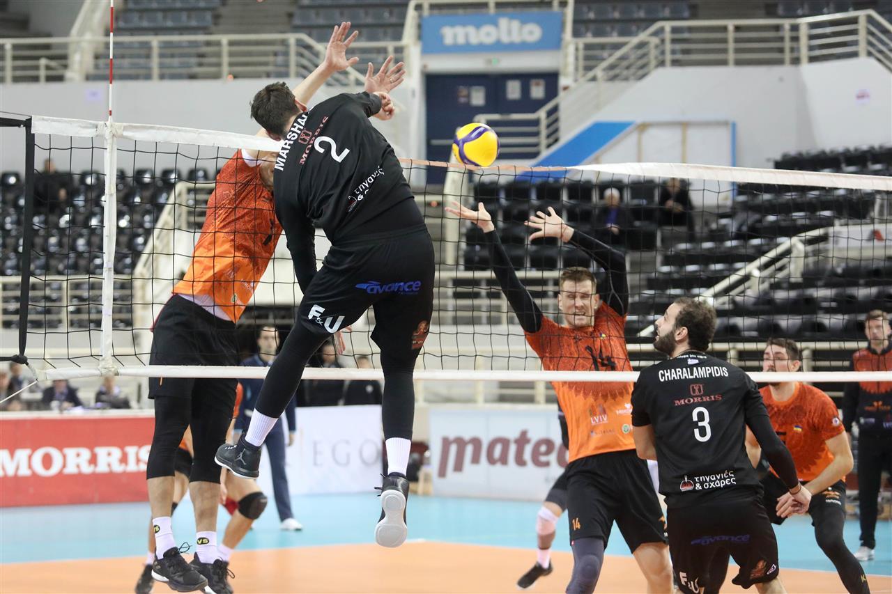 Вперше до Львова приїде волейбольна команда німецької Бундесліги