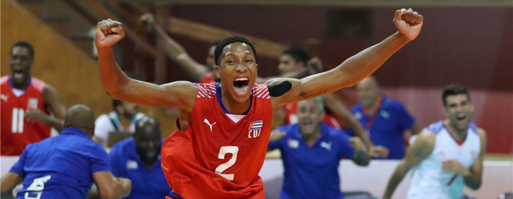 У «кажанів» – новий гравець з Куби
