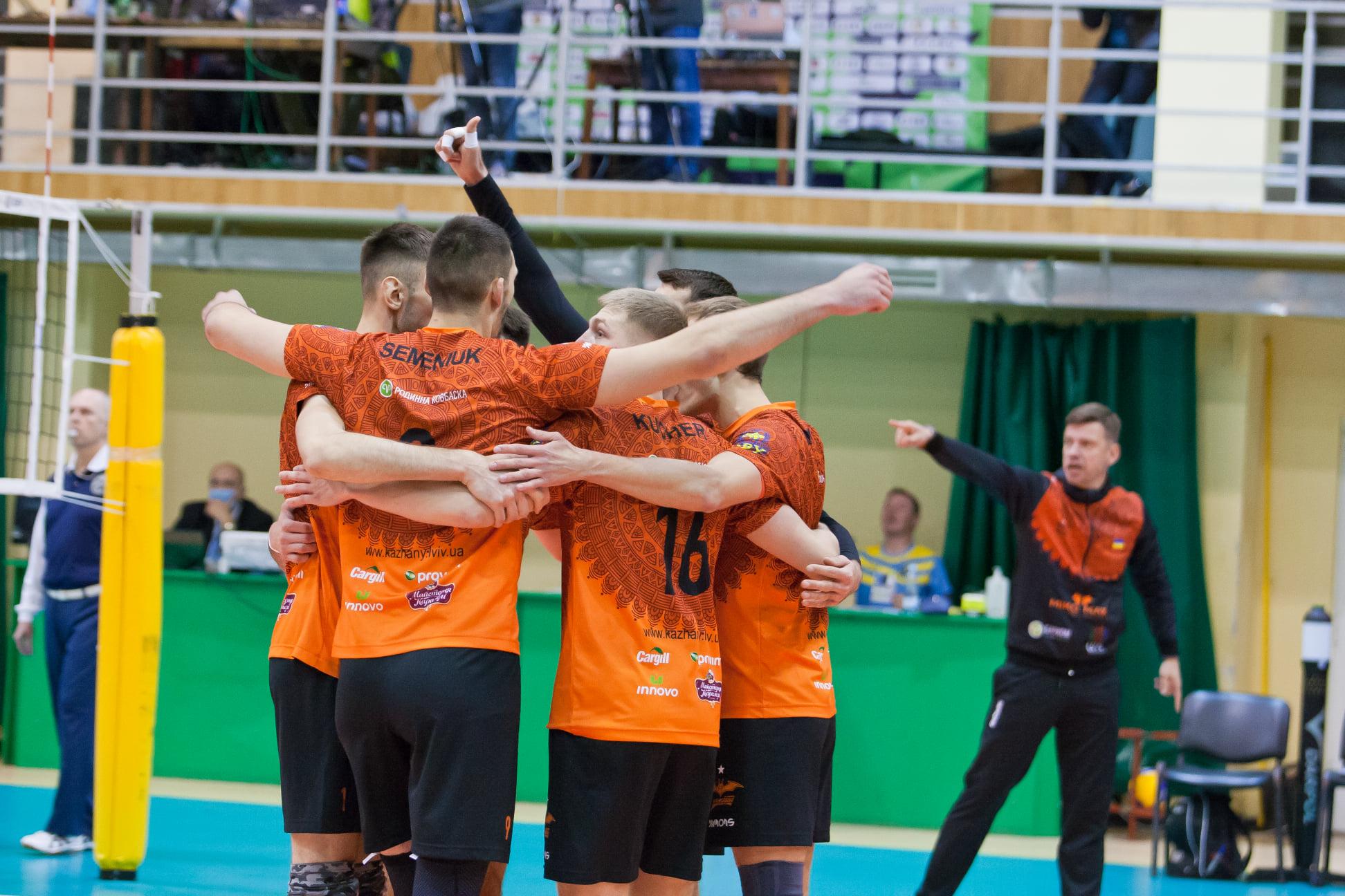 «Кажани» у Львові двічі перемогли «Житичі»