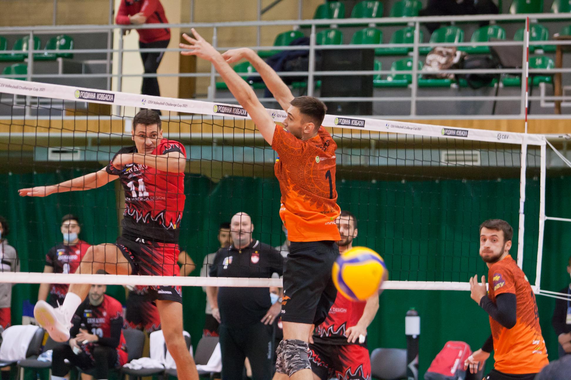 «Фінал чотирьох» з волейболу відбудеться у Городку